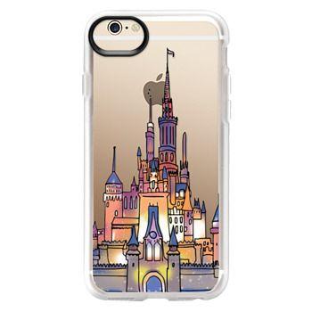 Grip iPhone 6 Case - Castle