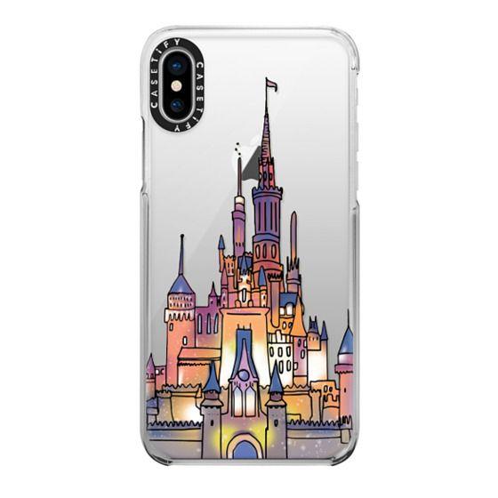 iPhone X Cases - Castle