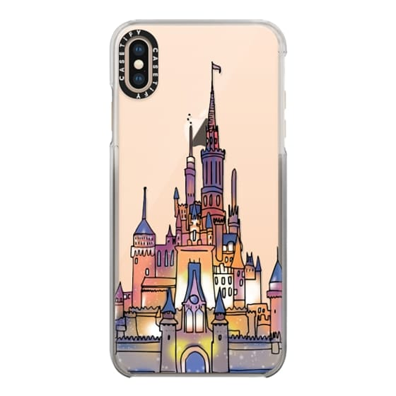 iPhone XS Max Cases - Castle