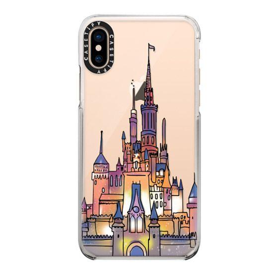 iPhone XS Cases - Castle