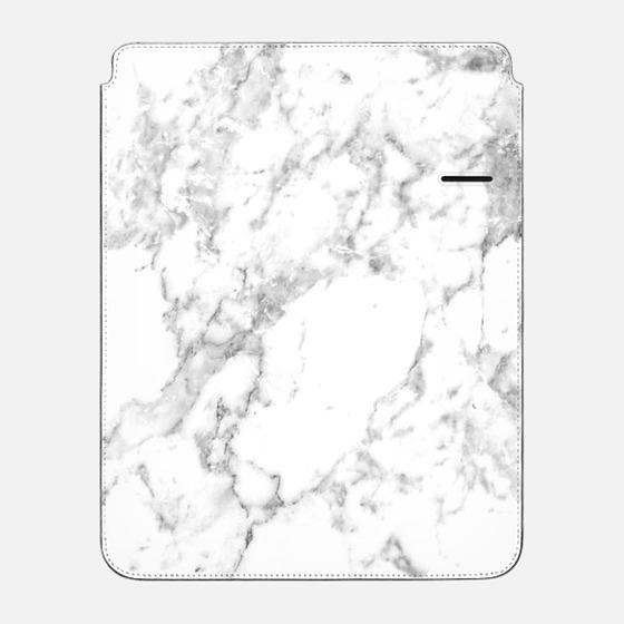 """iPad Pro 12.9"""" Sleeve - Marble"""