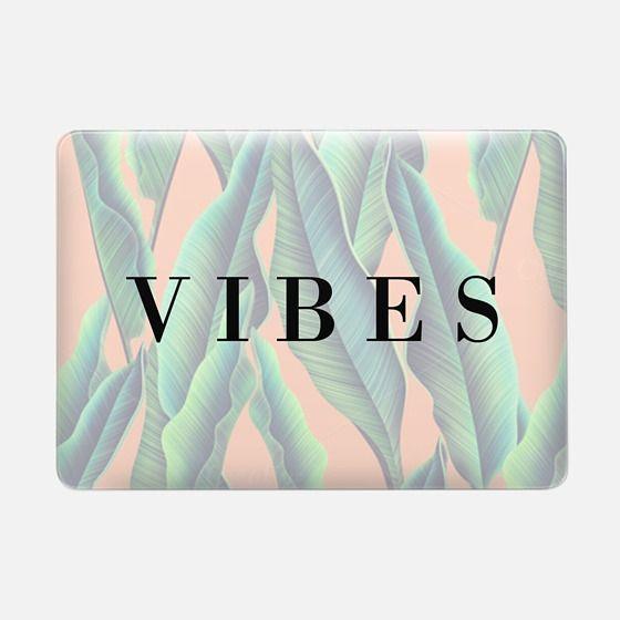 VIBES - Macbook Snap Case