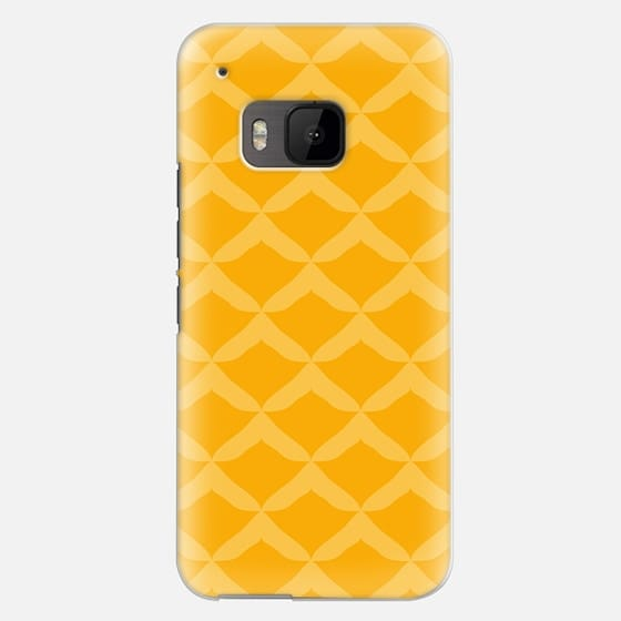 Pineapple Pattern - Classic Snap Case