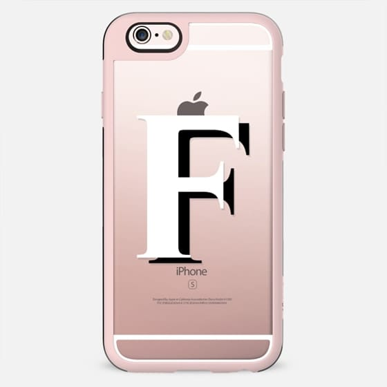 F - New Standard Case