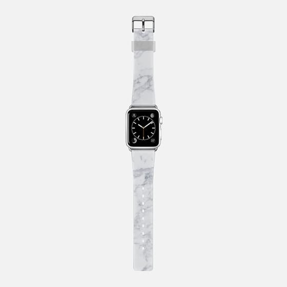 White Marble Band -