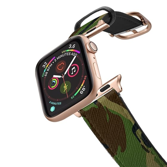 Apple Watch 42mm Bands -  British Army camouflage