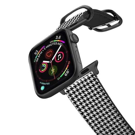Apple Watch 42mm Bands - Classic Houndstooth