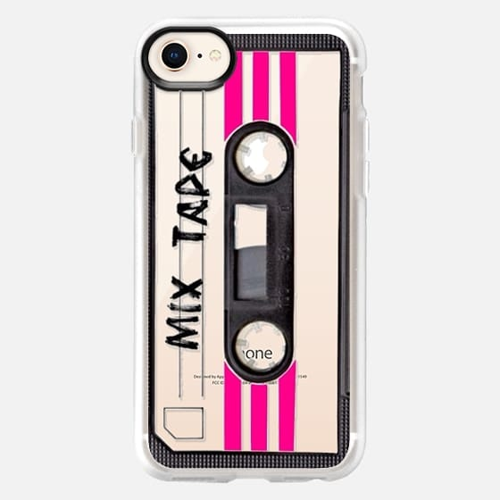 Mix Tape #tbt - Snap Case