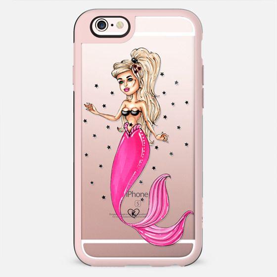 Pink Mermaid - New Standard Case