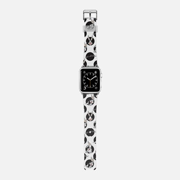 Bugs Bunny Polka Print Apple Watch Band