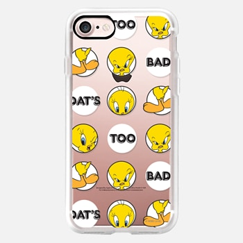 iPhone 7 Case That's Too Bad Tweety Print