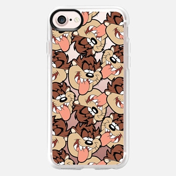 iPhone 7 Case Silly Taz All-Over Print