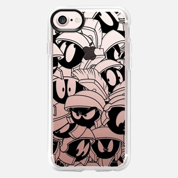 iPhone 7 Case Marvin the Martian Outline