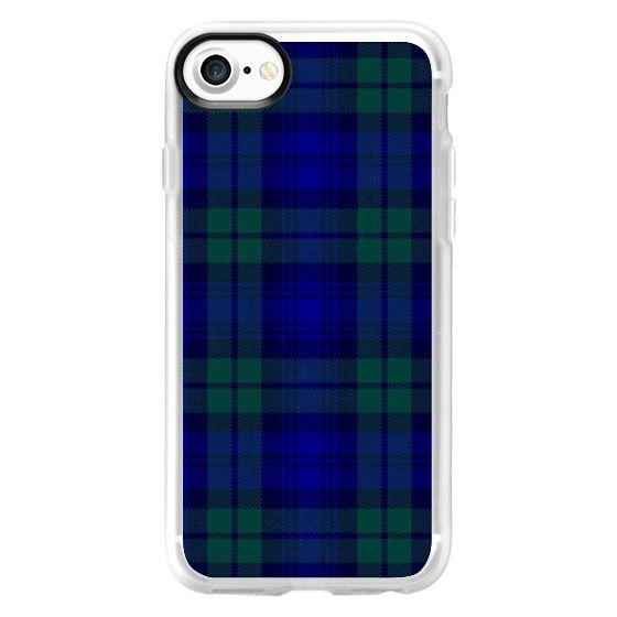 iPhone 6s Cases - GRUNGE PLAID TRENDY 90S TARTAN FASHION CHECK PATTERN