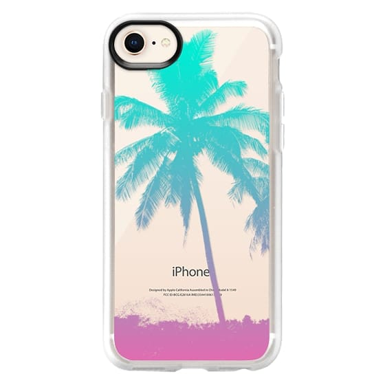 iphone 8 case palm tree