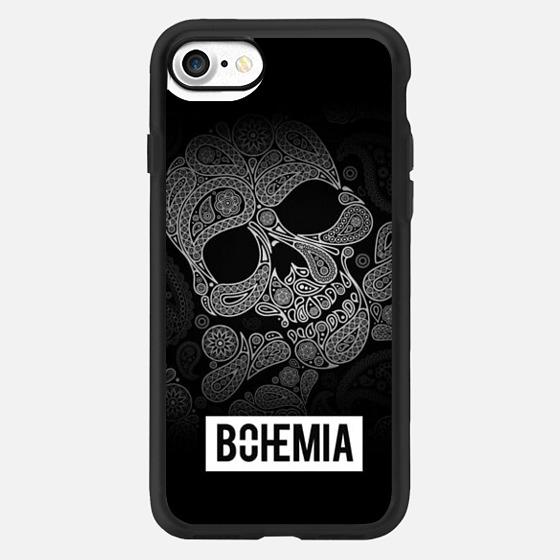 Skull and Bones (iPhone 7) - Snap Case