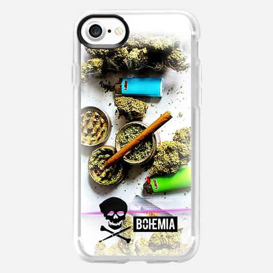 Bohemia Weed Iphone 6 Plus - Snap Case