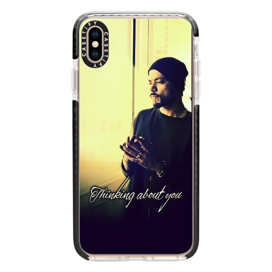 iPhone XS Max Cases - Thinking About You