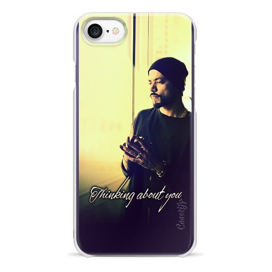 iPhone 7 Cases - Thinking About You