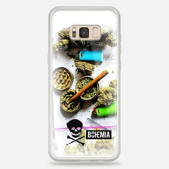 Bohemia Weed (Galaxy S7 Edge) - Classic Snap Case