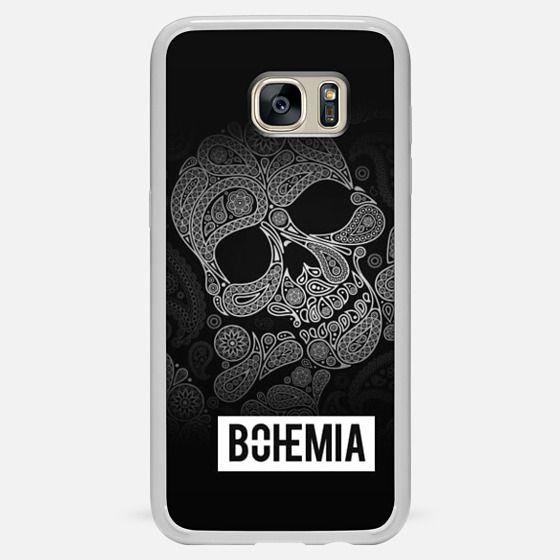 Skull (Samsung Galaxy S7) - Classic Snap Case