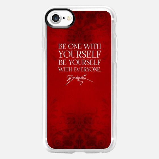 Bohemian Philosophy (iPhone 7) - Snap Case