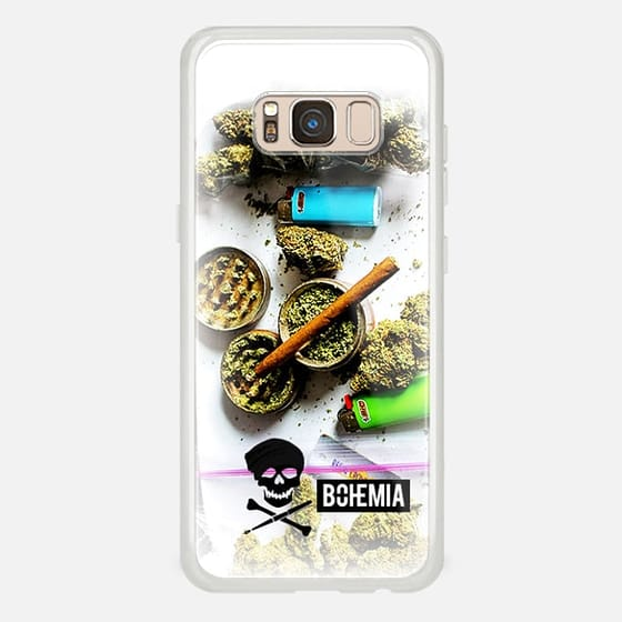 Bohemia Weed (Galaxy S7 Edge) - Classic Snap Case