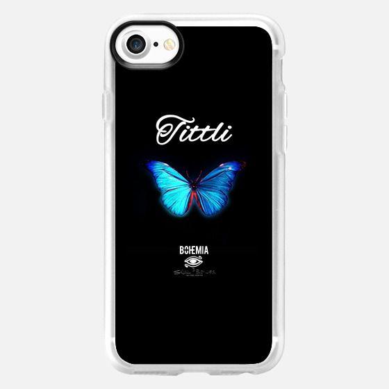 Tittli (iPhone 7 Plus) - Snap Case