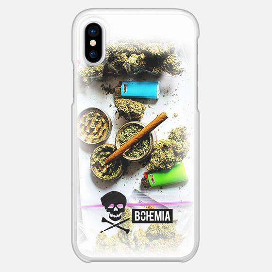 Bohemia Weed (iPhone 7)
