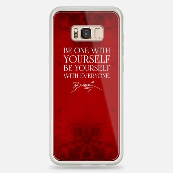 Be Yourself (Galaxy S7) - Classic Snap Case