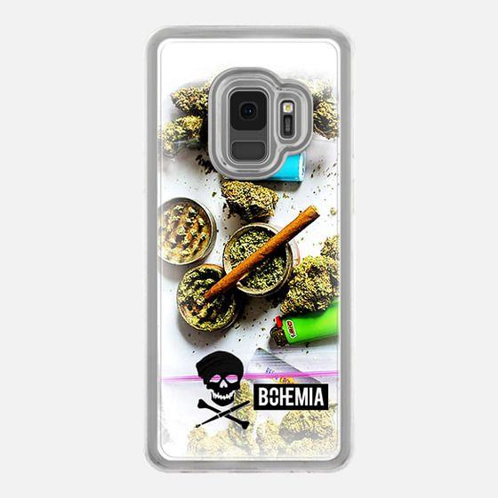 Bohemia Weed (Galaxy Note)