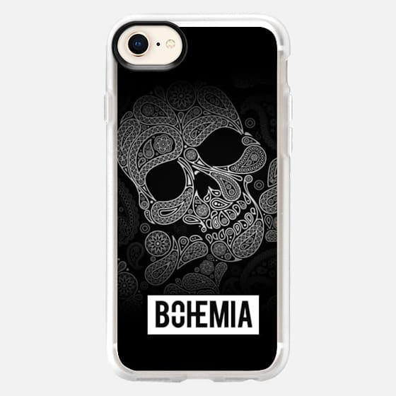 Skull (iPhone 7) - Snap Case