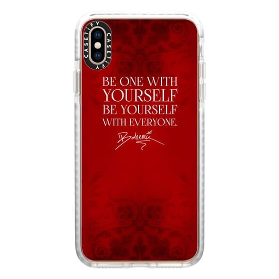 iPhone XS Max Cases - Bohemian Philosophy (iPhone 7)