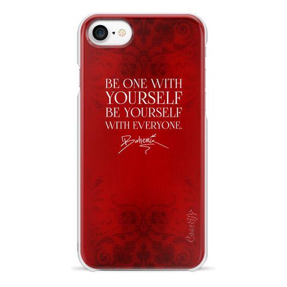 iPhone 7 Cases - Bohemian Philosophy (iPhone 7)