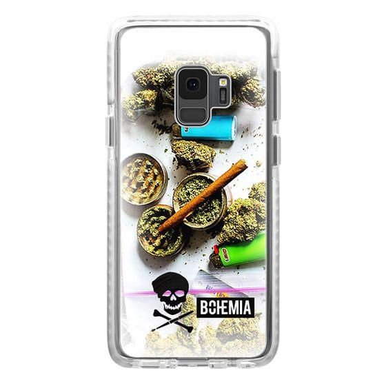 Samsung Galaxy S9 Cases - Bohemia Weed (Galaxy Note)