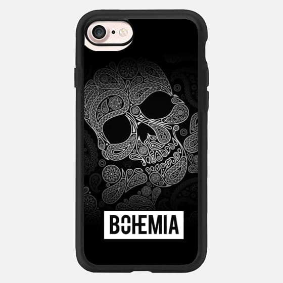 Skull and Bones (iPhone 7) - Snap Case