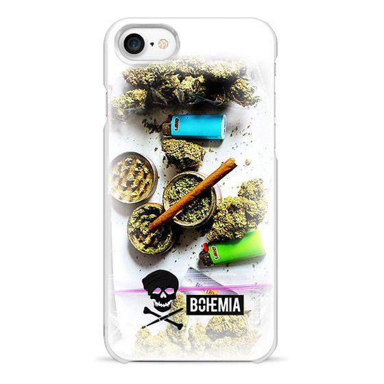 iPhone 7 Cases - Bohemia Weed (iPhone 7)