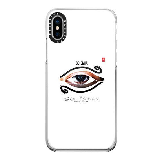 iPhone X Cases - Skull and Bones (iPhone 7)