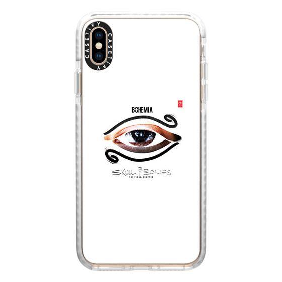 iPhone XS Max Cases - Skull and Bones (iPhone 7)