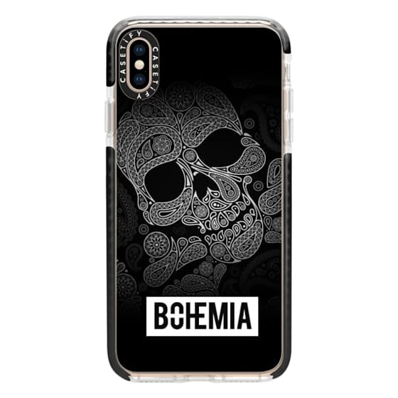 iPhone XS Max Cases - Skull and Bones (iPhone 7)
