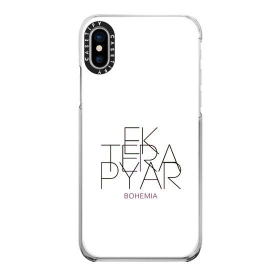 iPhone X Cases - EK TERA PYAR iPhone 7