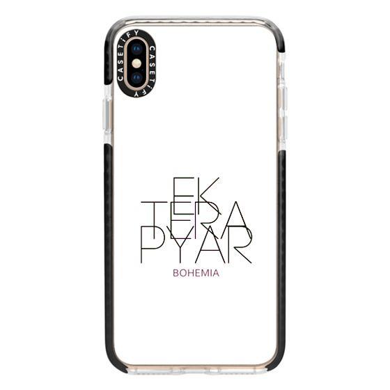 iPhone XS Max Cases - EK TERA PYAR iPhone 7