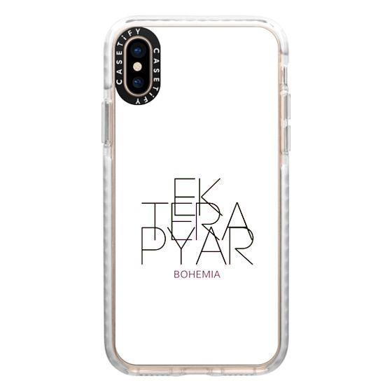 iPhone XS Cases - EK TERA PYAR iPhone 7