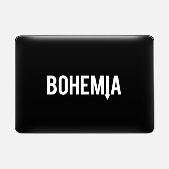 Bohemia (Macbook Air 13 Snap) - Macbook Snap Case