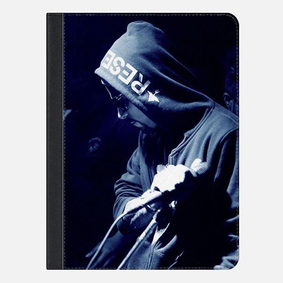 Bohemia blue (iPad cover) - iPad Folio Case