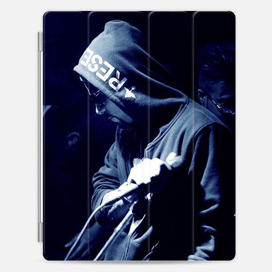 Bohemia blue (iPad cover) -