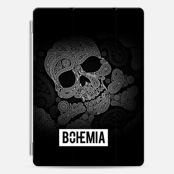 Skull and Bones (iPad Mini Cover) - iPad Folio Case