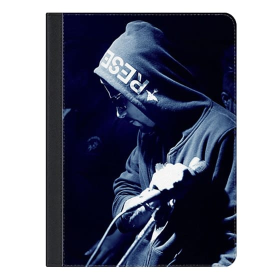 Bohemia blue (iPad cover)