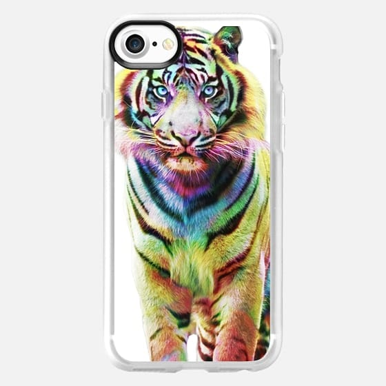 Colorful tiger -