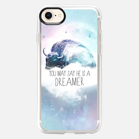 You may say he is a dreamer - Snap Case